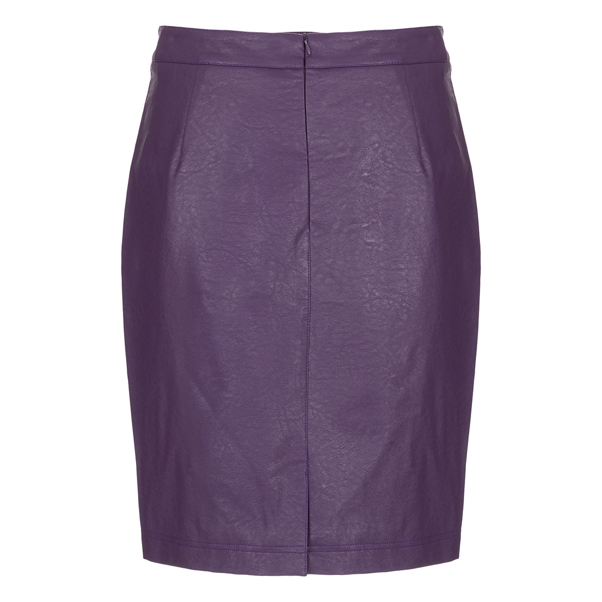 Nell Skirt uni | Dark Purple