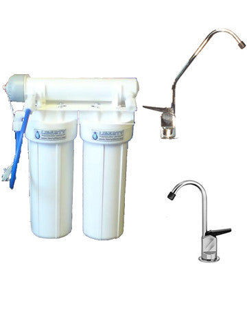 L5 Special Use Water Filter with chrome fountain and fitting kit
