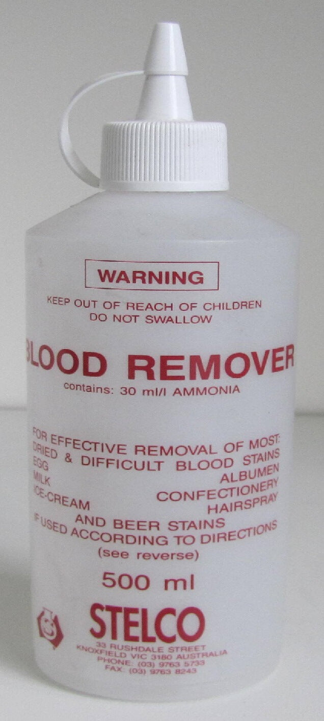 Stelco Blood Remover