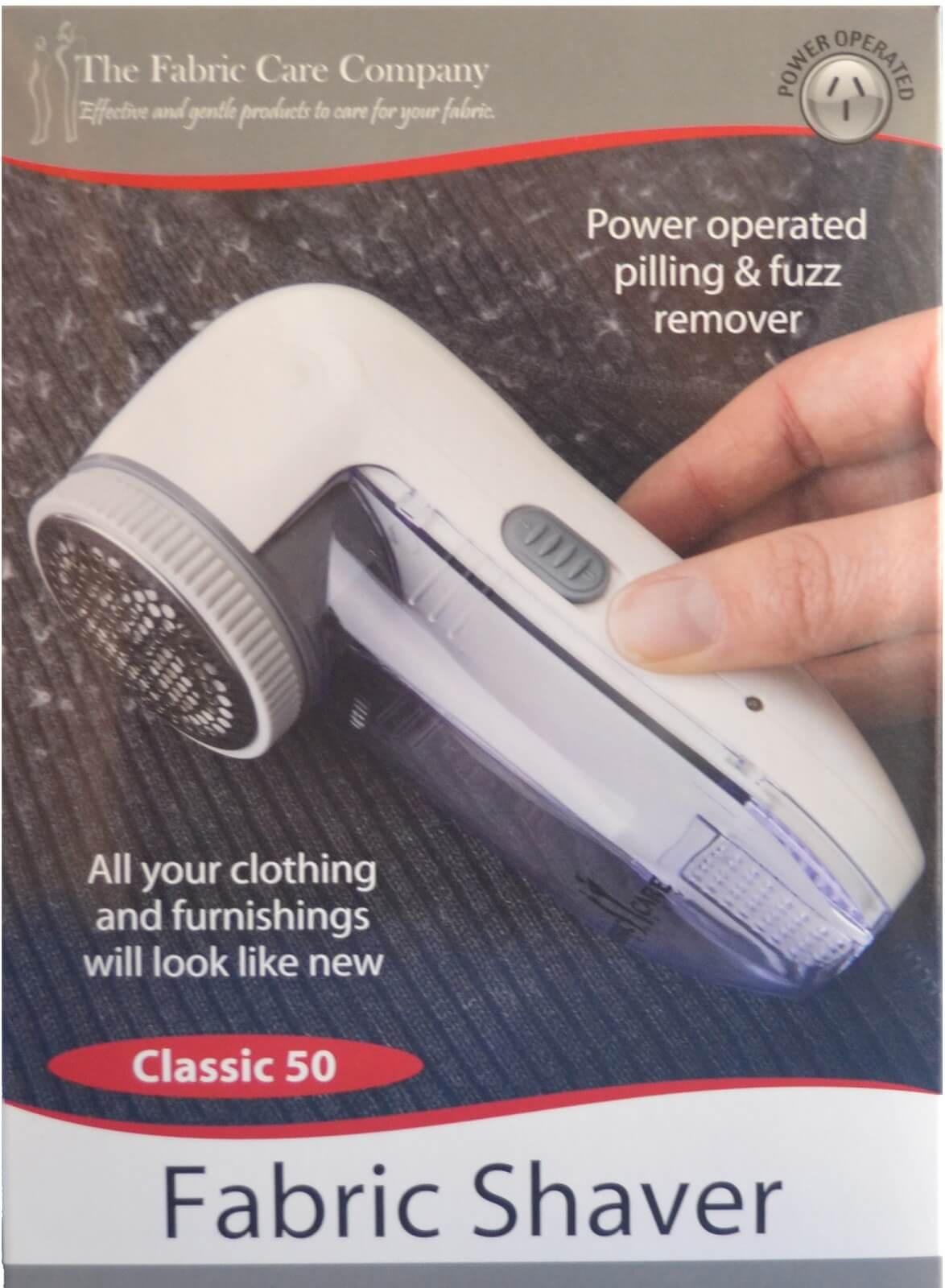 DCL Fabric shaver Classic