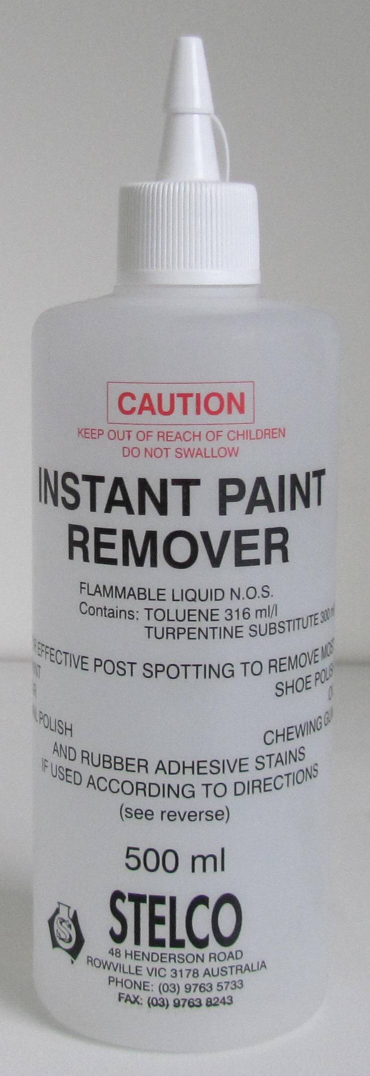 Stelco Instant Paint Remover 5 litres