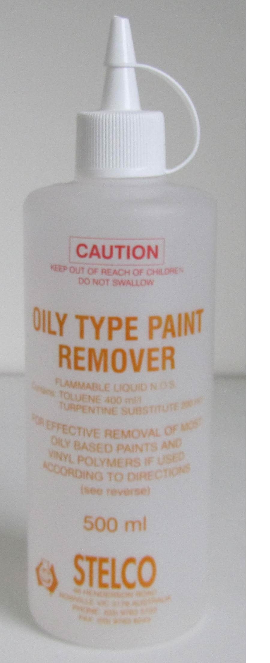 Stelco Oily Type Paint Remover 5 litres