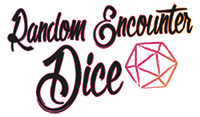 Random Encounter Dice