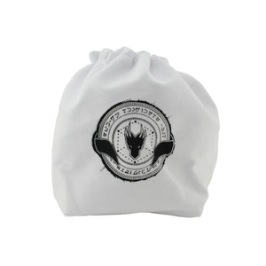 Dice Bag R.E.D - White
