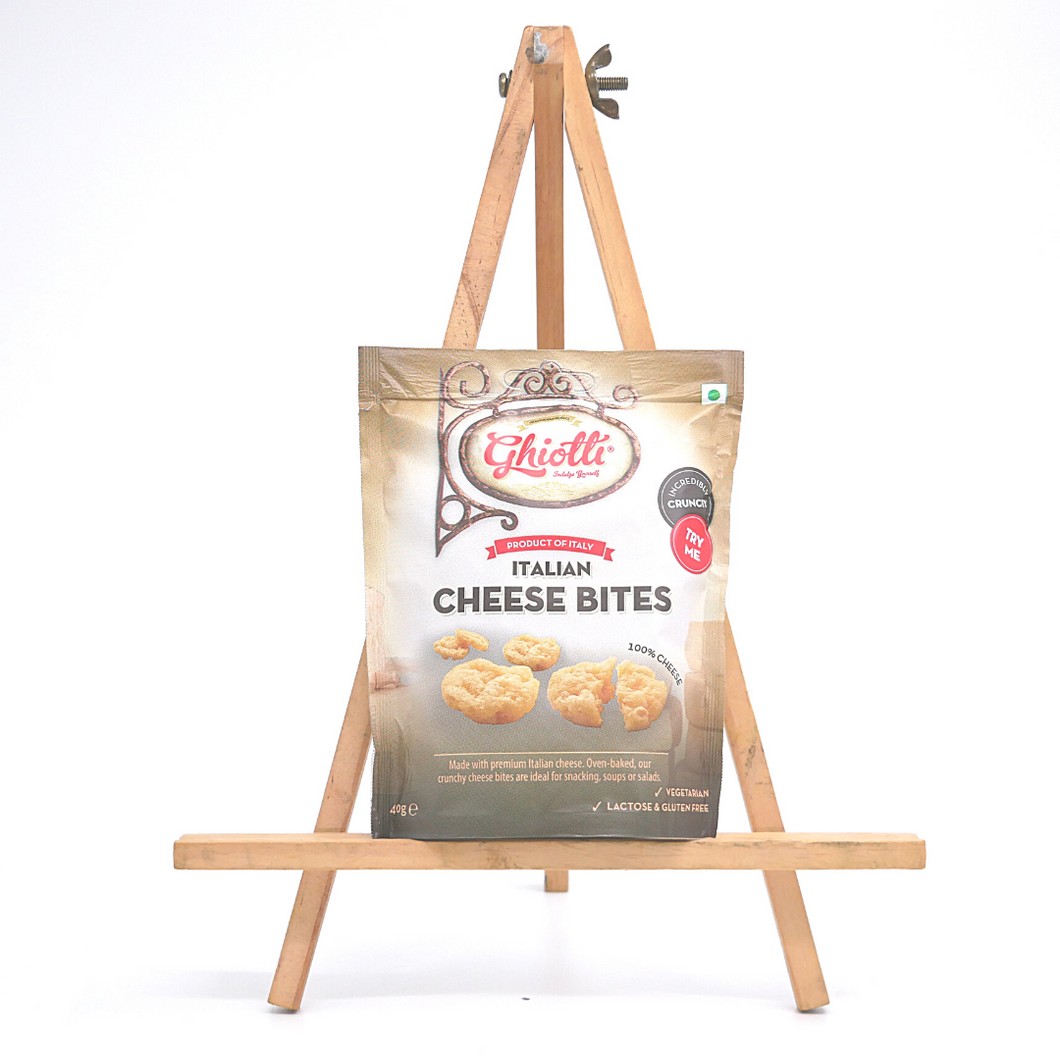 Ghiotti Cheese Bites Box SUPER DEAL, LIMITED STOCK