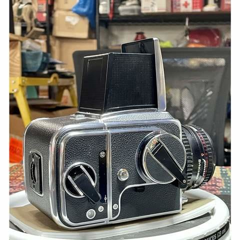 Buying a Hasselblad 500 or V Series Camera From Us