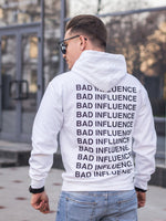 Hanorac Bad Influence White