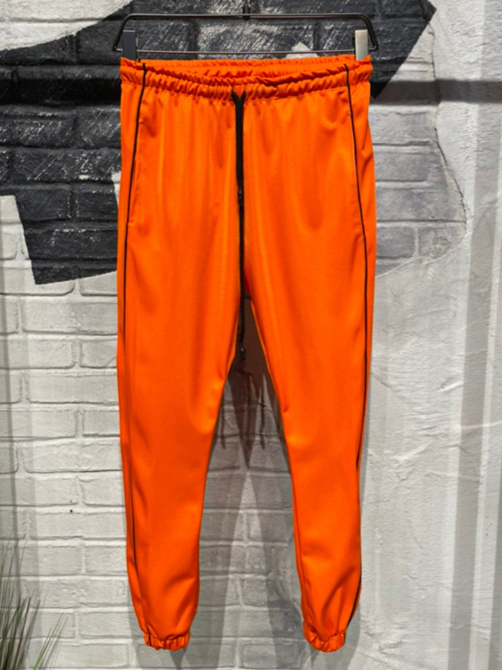 Pantaloni Fast Orange