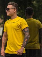 Tricou MNT Yellow
