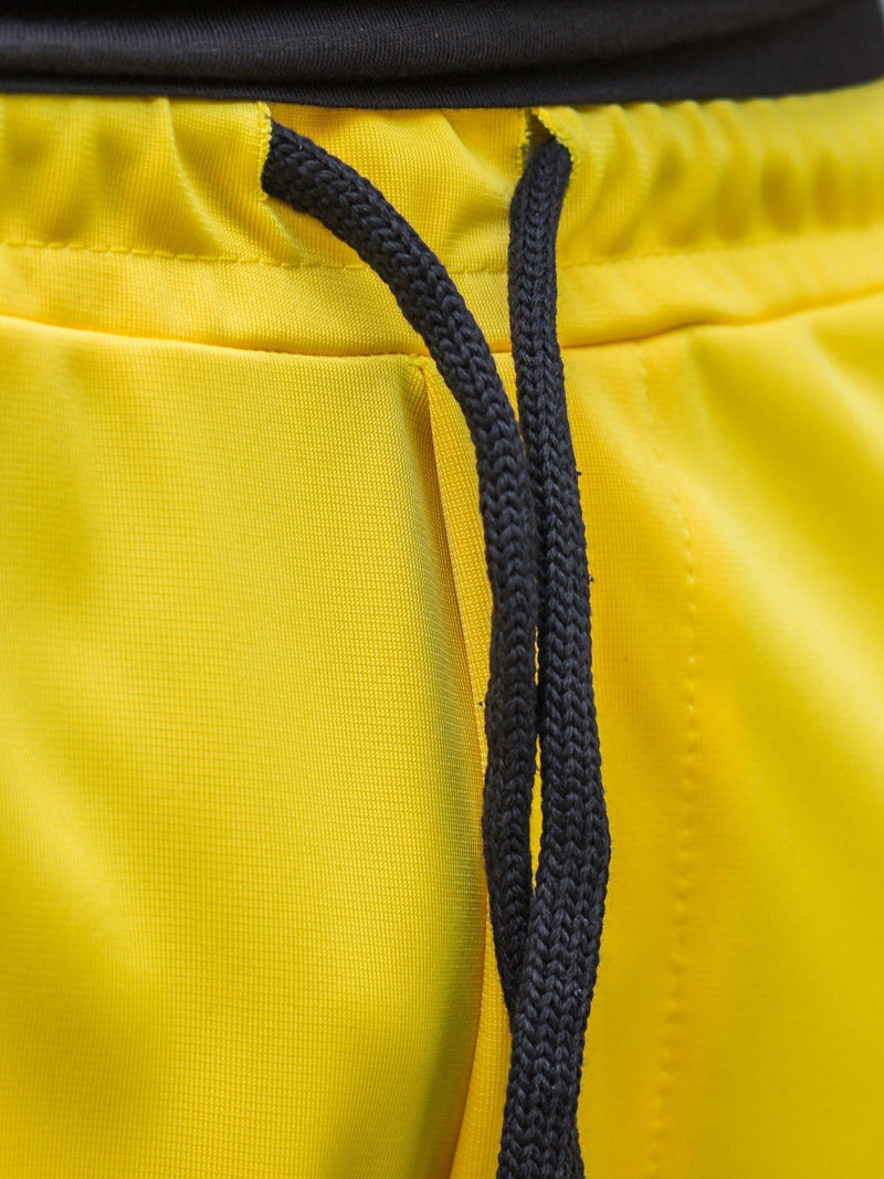 Pantaloni Scurti POLI Yellow