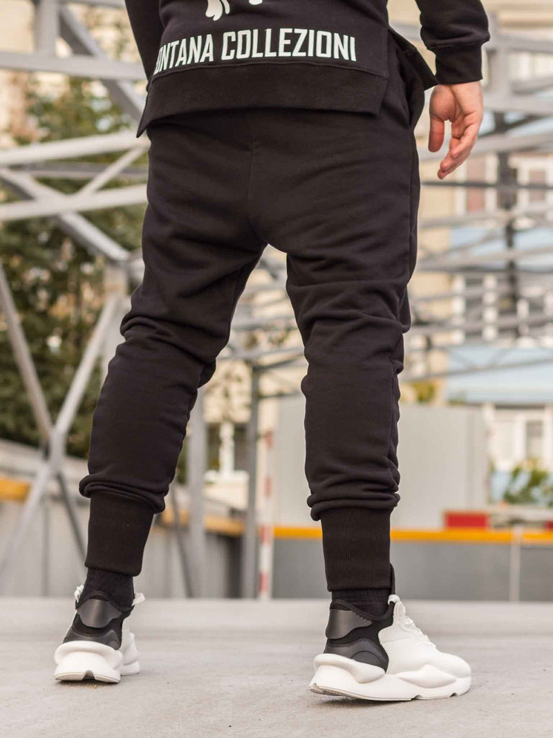 Pantaloni RICHIE Black