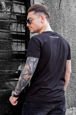 Tricou REBEL Black