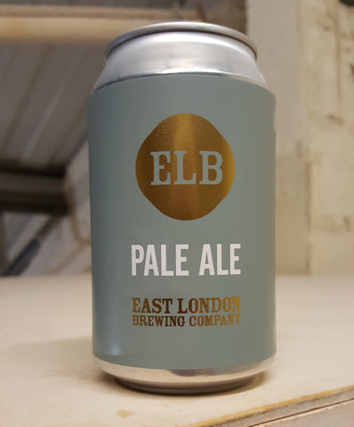 ELB Pale Ale 330ml can