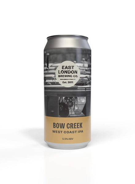Bow Creek West Coast IPA Case of 12 Cans