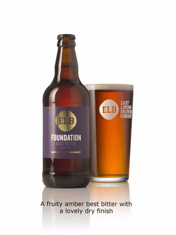 Foundation Bitter (4.0% ABV)