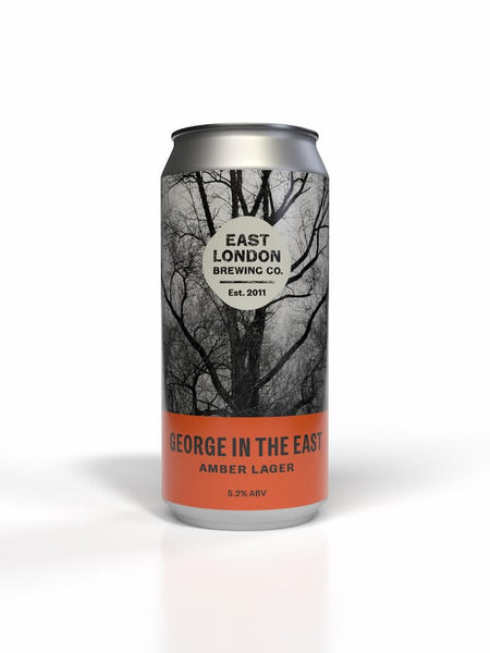 George in the East  440ml Case of 12 Cans