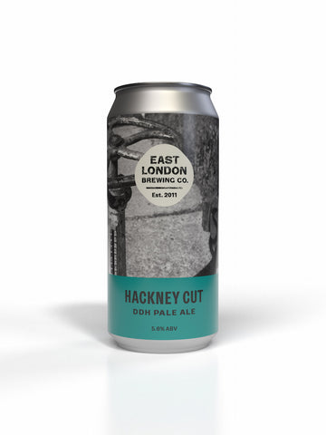 Hackney Cut  440ml Case of 12 Cans