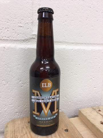 Case of M - Our 1000th Brew 24x330ml