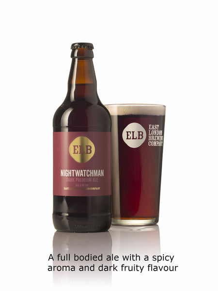 Nightwatchman (4.5% ABV):