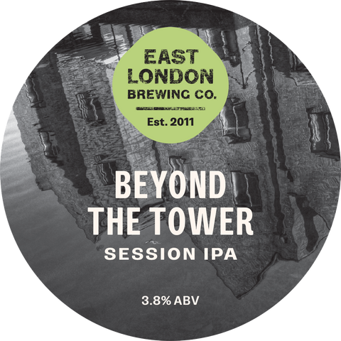 Beyond the Tower Session IPA (3.8% ABV)