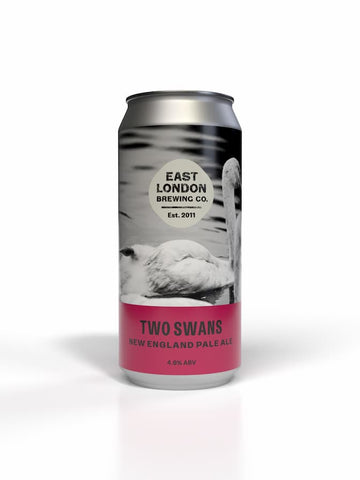 Two Swans New England Pale Ale  440ml Case of 12 Cans