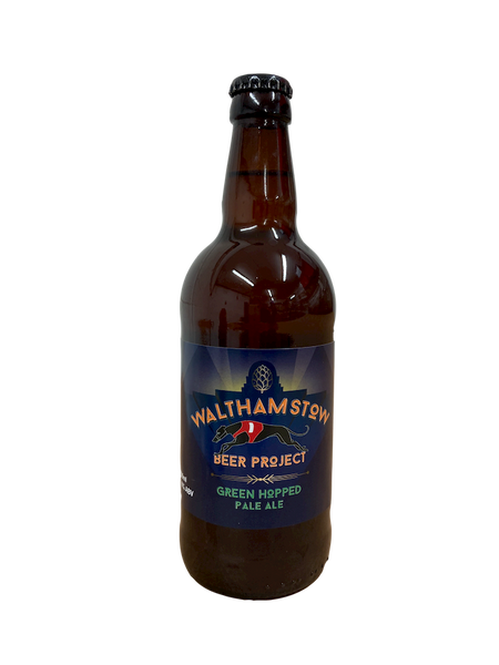 Walthamstow Green Hopped Pale Ale 12x500ml