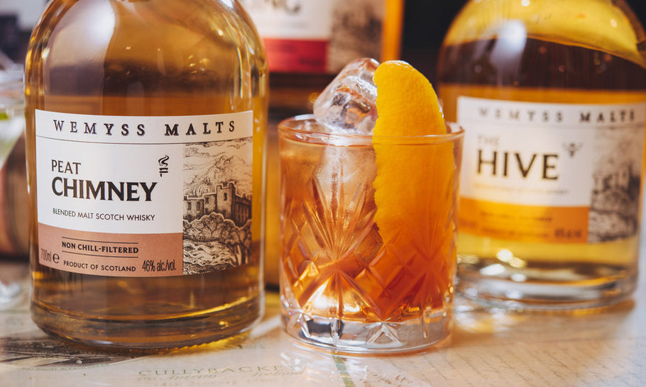 THE TAILOR-MADE OLD FASHIONED
