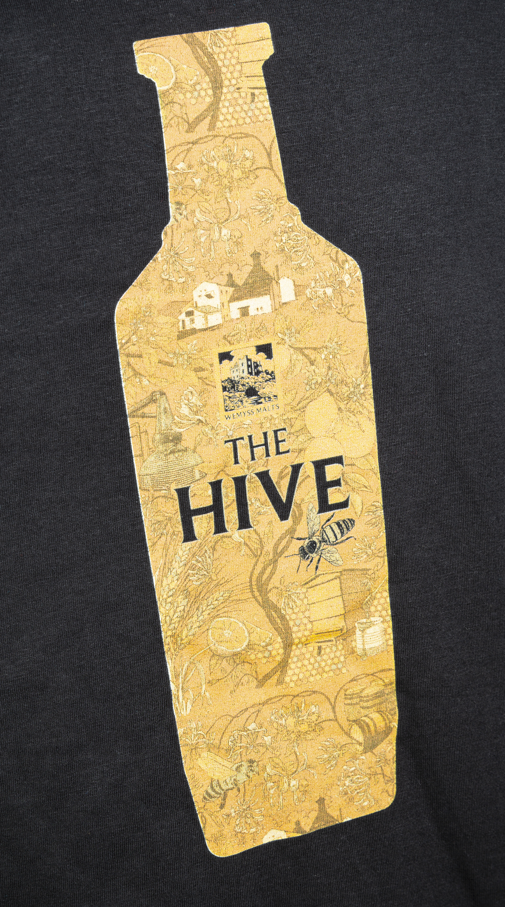 THE HIVE UNISEX T-SHIRT (NOT EU)