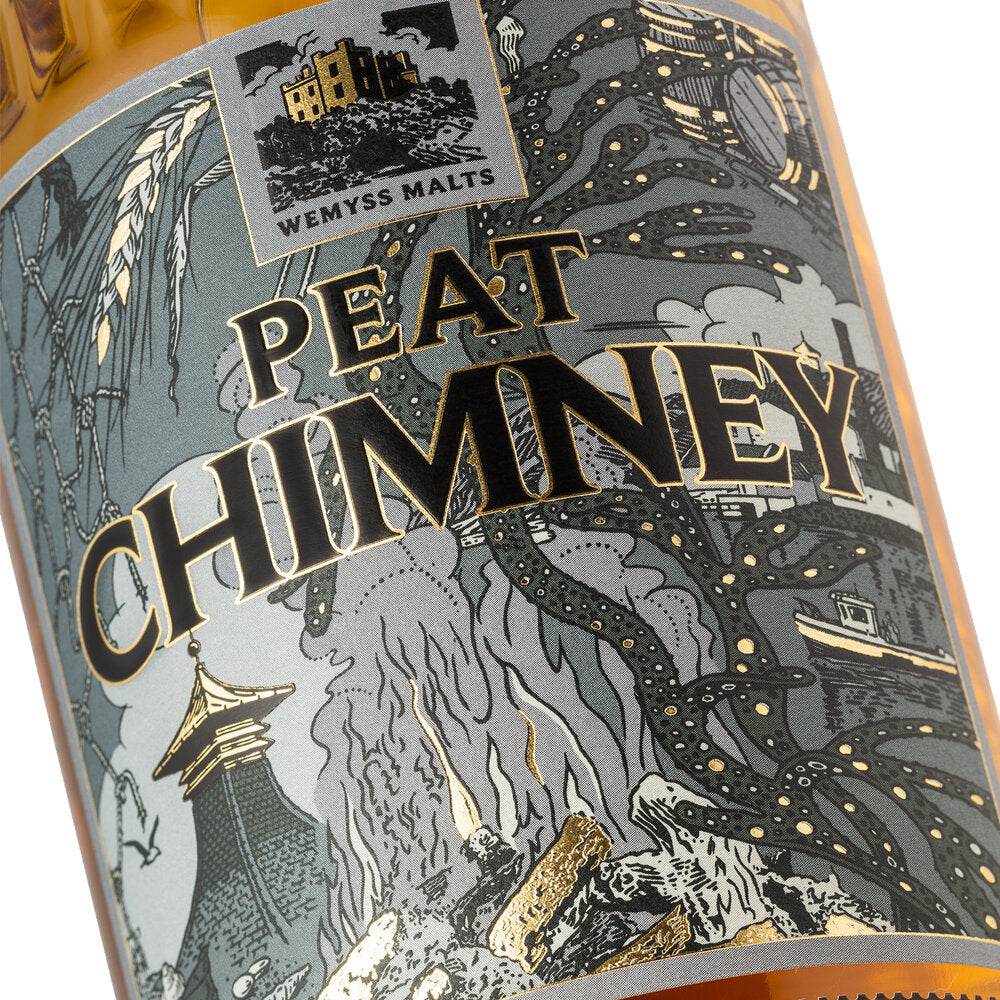 PEAT CHIMNEY 70CL