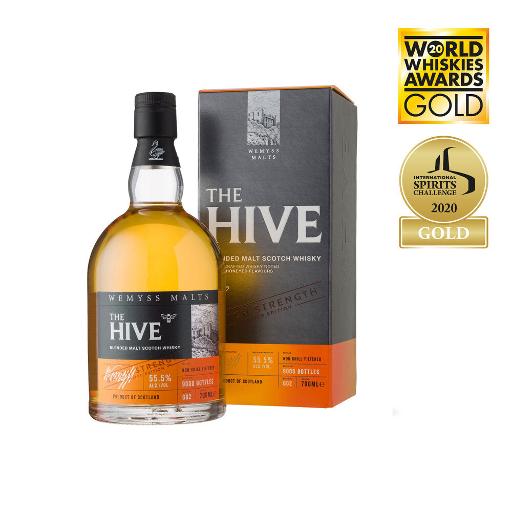 THE HIVE BATCH STRENGTH, BATCH No.002