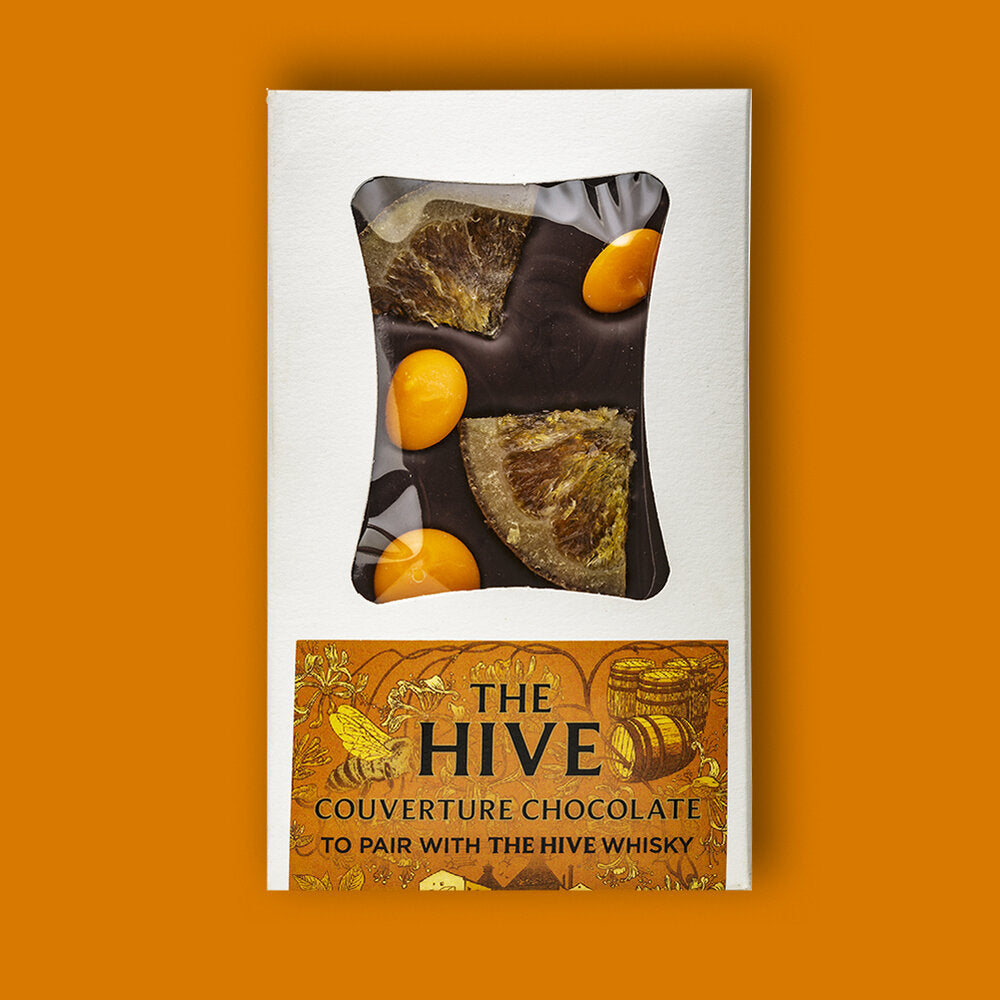 THE HIVE COUVERTURE CHOCOLATE (NOT EU)