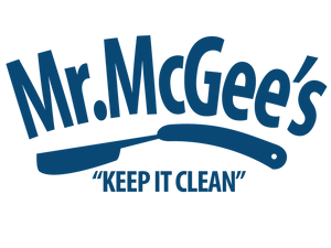"Mr. McGee's ""Keep It Clean"""