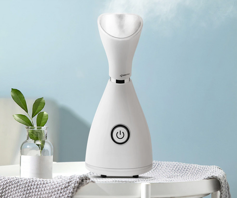 facial-steamer-steaming-table