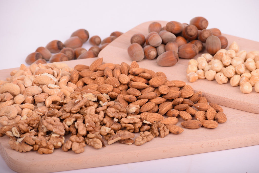 inflammation, nuts