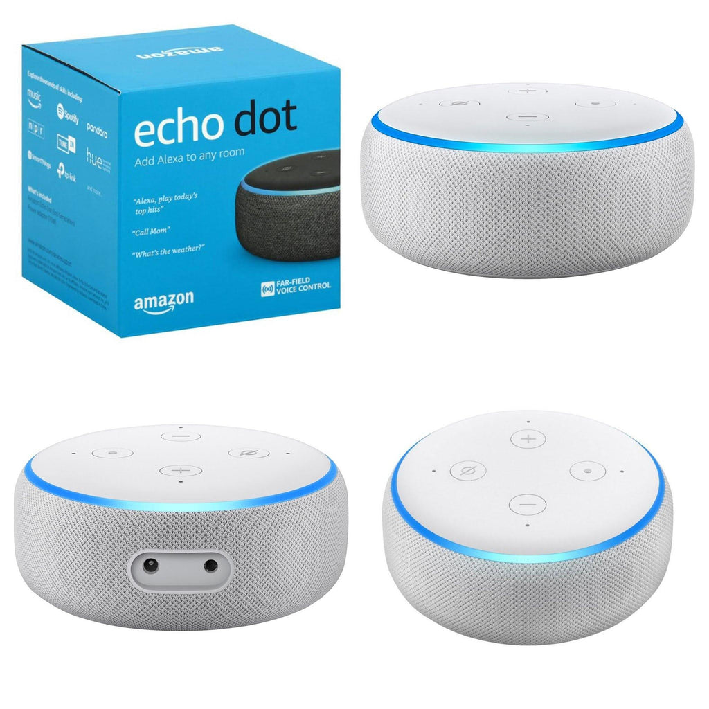 Amazon Echo Dot 3rd Generacion - AlCosto Bolivia