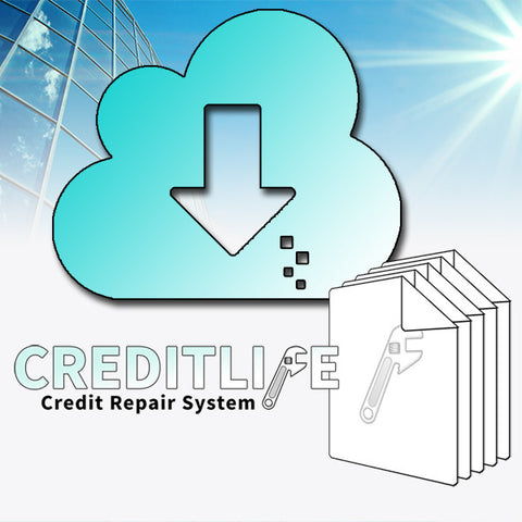 CreditLife - Credit Repair System