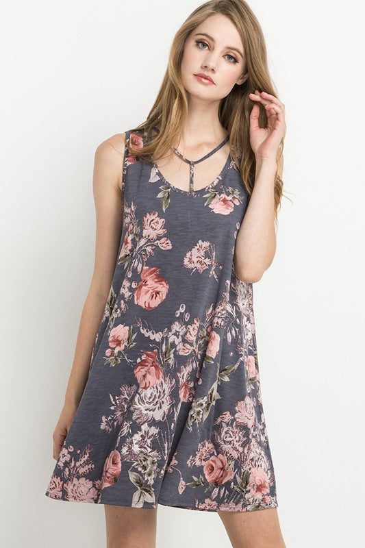 Gemma Dress - Babe Outfitters