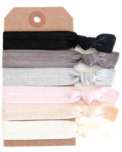 Ballet Class Hair Tie Set - Babe Outfitters