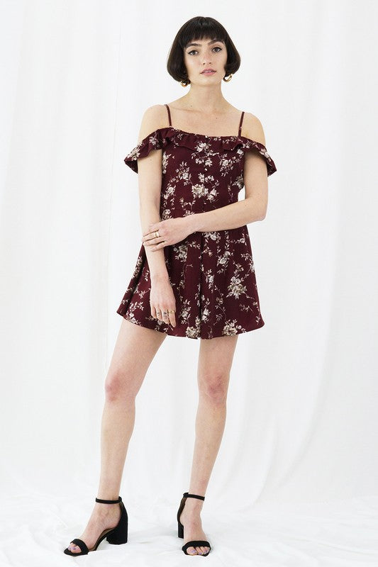 Bailey Romper - Babe Outfitters