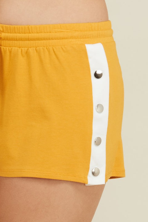 Snap Out Of It Shorts - Babe Outfitters