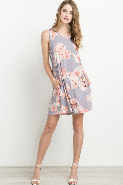 Brielle Dress - Babe Outfitters