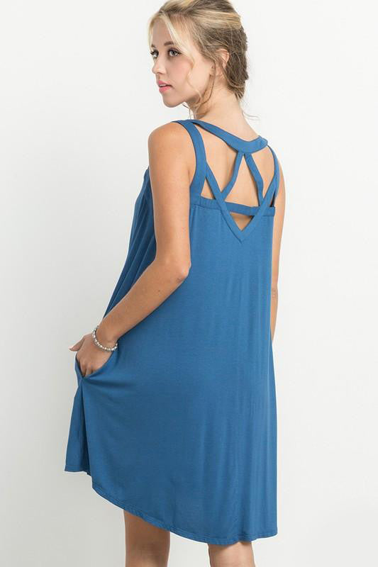 Alayna Cutout Dress