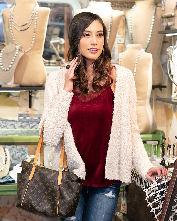 Grace & Lace Colorado Cozy Cardigan - Babe Outfitters