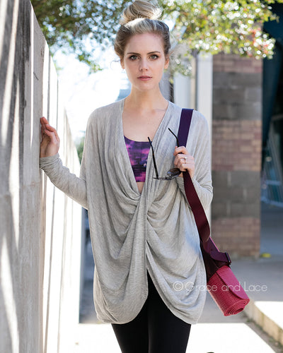 Grace & Lace Grab 'n Go Multi-Wear Knit - Babe Outfitters