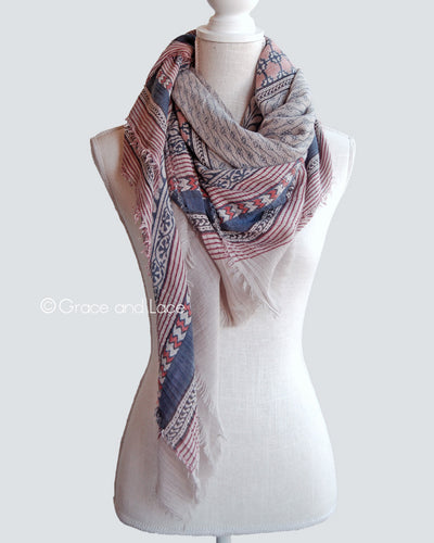 Grace & Lace Gypsy Scarf/Wrap™ - Mint Wish