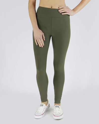 Grace & Lace Live-In Leggings - Mint Wish