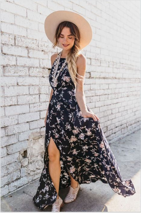 Ava Dress - Babe Outfitters