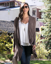 Grace & Lace Lush Bamboo Cascade Cardigan (Updated Version With Snaps) - Babe Outfitters