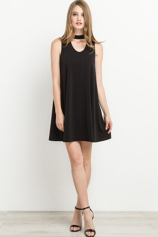 Modern Muse Dress - Babe Outfitters