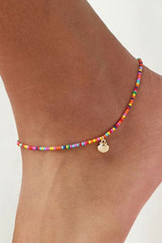Ailani Anklet (Gold) - Babe Outfitters